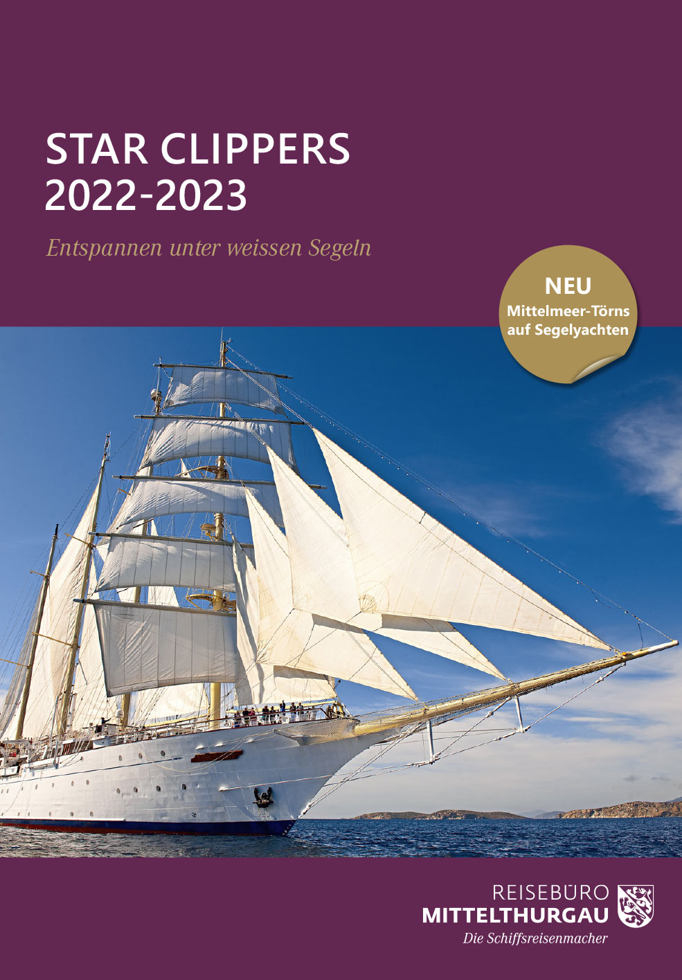 Star Clippers 2022